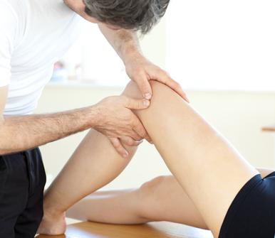 La riabilitazione dopo l'intervento di protesi di ginocchio