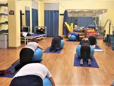Al Poliambulatorio Villa Bianca tornano i corsi di Ginnastica correttiva e Pilates Fisios