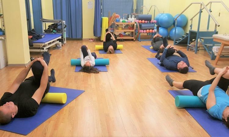 Pilates Fisios e ginnastica correttiva, le attività continuano nel nuovo Poliambulatorio