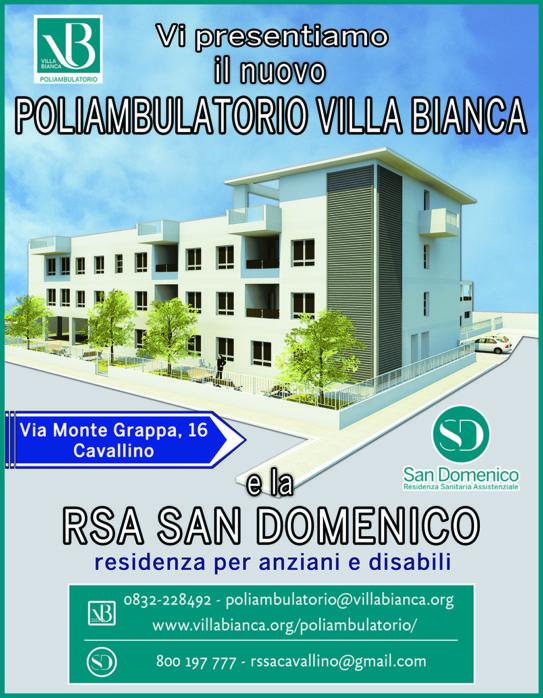 Nuovo Poliambulatorio Villa Bianca