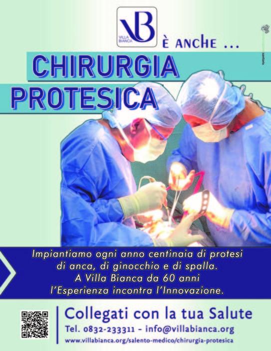 Chirurgia protesica