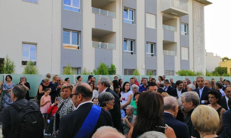 Inaugurazione RSA San Domenico e Poliambulatorio Villa Bianca a Cavallino