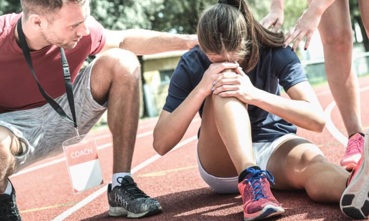 Rottura del legamento crociato: cosa cambia nella vita di uno sportivo?