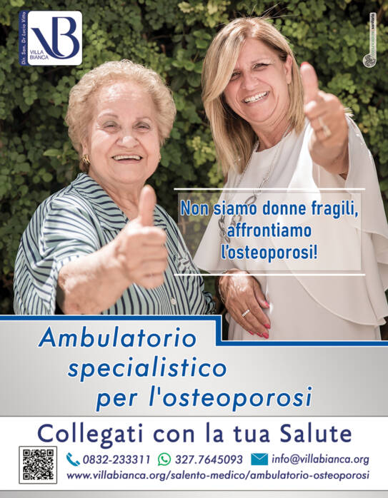 Ambulatorio osteoporosi